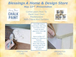 Blessings A Home Design Store presentation
